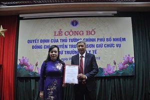 Giám đốc Bệnh viện Chợ Rẫy chính thức nhận nhiệm vụ Thứ trưởng Bộ Y tế