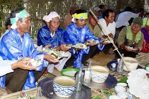 Lễ bỏ mả được công nhận là Di sản văn hóa phi vật thể Quốc gia