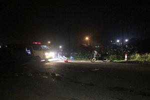 Va chạm với xe tải trên đường chở vợ về ngoại, 3 người tử vong