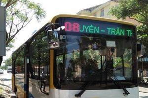 Đà Nẵng: Sẽ đưa thêm 06 tuyến buýt trợ giá mới vào hoạt động vào cuối năm 2018