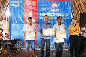 Kon Tum: Ngày hội Đại đoàn kết toàn dân tộc Thôn Kon Hring