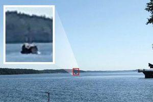 Thực hư tin đồn tàu ngầm bí ẩn xuất hiện ngoài khơi Thụy Điển