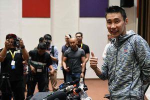 Lee Chong Wei: 'Tôi sẽ sớm trở lại và hướng đến Olympic Tokyo'