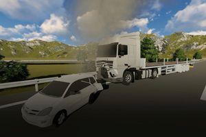 'Cơ quan điều tra thiếu sót trong vụ xe container đâm Innova chạy lùi'