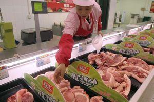 Doanh nghiệp Trung Quốc trả nợ bằng thịt lợn thay cho tiền mặt