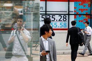 Cổ phiếu châu Á và Phố Wall phủ sắc đỏ do thiếu lực đẩy từ FED