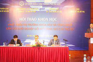 Phong trào khởi nghiệp sáng tạo của Hà Nội ngày càng thiết thực hơn