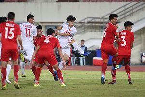 'Lào quá yếu, quan trọng là đội tuyển Việt Nam tránh được chấn thương'