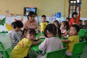 Hà Nội vẫn gặp khó với chỉ tiêu tỷ lệ trẻ suy dinh dưỡng