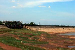 Quảng Trị: Hạn đang đe dọa nghiêm trọng