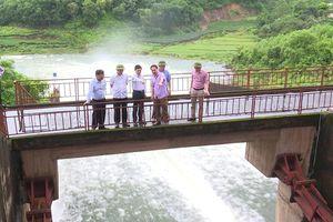 Thái Nguyên: Tăng cường đảm bảo an toàn hồ đập