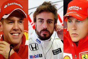Choáng váng mức lương của những tay đua F1: Người cao nhất được trả hơn 1.400 tỉ đồng/năm?