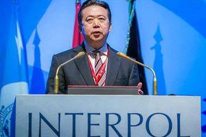 Interpol trần tình việc Trung Quốc trừng phạt cựu Chủ tịch Mạnh Hoành Vĩ