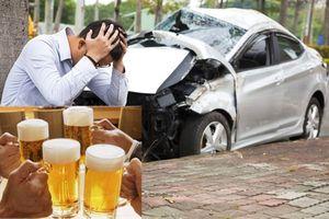 Hàng nghìn tỉ đồng mỗi năm giải quyết hậu quả tai nạn giao thông liên quan đến rượu, bia