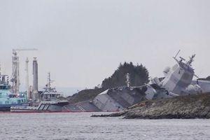 Chiến hạm Aegis hỏng nặng sau khi tập trận răn đe Nga