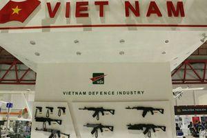 Nước ngoài nói gì về súng bắn tỉa Việt nam tại Indodefense-2018?