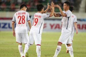 Tuyển Việt Nam thắng Lào: Chỉ như trận đấu tập?