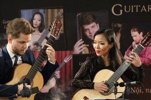 Dư âm 'Guitar và đam mê' với nhà làm đàn Swallow