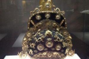 Tiết lộ bí mật về chiếc mũ thiết triều của vua nhà Nguyễn