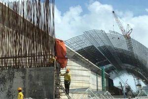 Cận cảnh nhà máy thép 60 nghìn tỷ của tỷ phú Trần Đình Long sau 20 tháng khởi công
