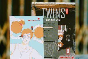 Ra mắt truyện tranh Việt về đề tài gia đình 'Twins - Con nhà lính'