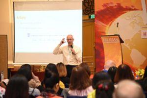 Hội nghị giảng dạy tiếng Anh chuẩn quốc tế lần đầu tiên tại Hà Nội
