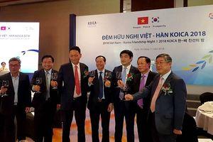Gala kết nối tình hữu nghị Việt - Hàn