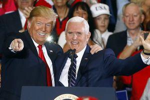 Ông Trump phái phó tướng tới châu Á để 'đấu' Trung Quốc