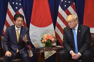 Lãnh đạo Nhật Bản, Mỹ điện đàm về những mối quan tâm chung