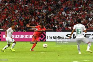 AFF Cup 2018: Singapore đánh bại Indonesia