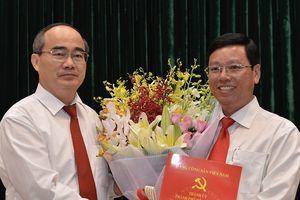 Đồng chí Vũ Ngọc Tuất giữ chức Bí thư Quận ủy quận Bình Thạnh