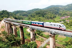 Lên phương án mở rộng đường sắt Bắc – Nam