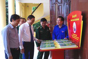Kết quả từ cuộc thi 'Tìm hiểu về Biên giới và BĐBP' ở Hà Tĩnh