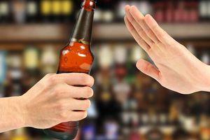 44,2% nam giới và 1,2% nữ giới uống rượu ở mức nguy hại