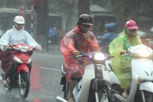 Cảnh báo mưa lớn, lũ quét và sạt lở đất tại Trung bộ