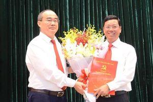 TP.HCM: Ông Vũ Ngọc Tuất làm Bí thư Quận ủy Bình Thạnh