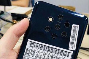 Nokia 9 PureView trang bị 5 camera mặt sau sắp 'chào sân'