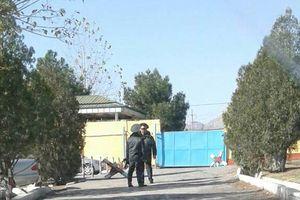 Tay súng IS châm ngòi bạo loạn nhà tù ở Tajikistan