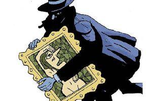 Thủ phạm 'ôm' kho tranh trị giá 900 triệu USD vẫn là ẩn số