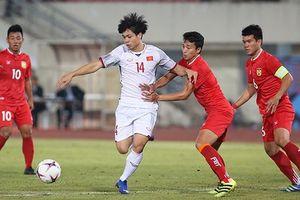 Đá với Lào, tuyển Việt Nam cầm bóng như... Tây Ban Nha!