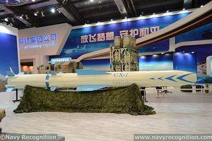 Trung Quốc lần đầu trình làng tên lửa siêu thanh HD-1