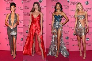 Dàn thiên thần nội y nóng bỏng sau Victoria's Secret Show 2018