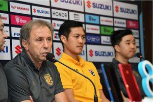 Mở màn AFF Cup, tuyển Thái Lan làm khách trên... sân nhà