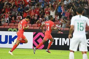 Kết quả AFF Cup 2018: Indonesia bất ngờ quỵ ngã trước Singapore