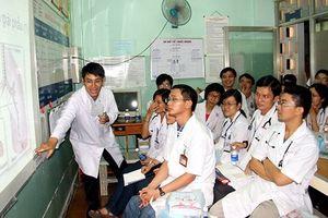 Cần phải có quy định riêng đối với đào tạo nhân lực y tế
