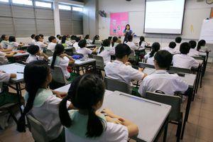Giáo viên Singapore được trả lương 'cao không tưởng'