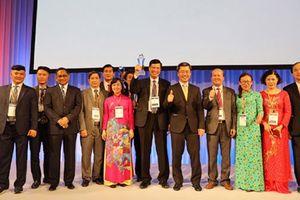 Hệ thống chính quyền điện tử do FIS triển khai đạt giải quốc tế
