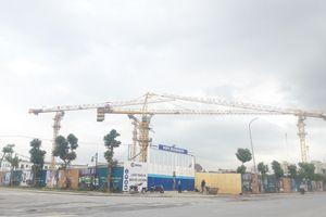 Dự án NƠXH Hope Residences Phúc Đồng: Thi công trước, xin phép sau