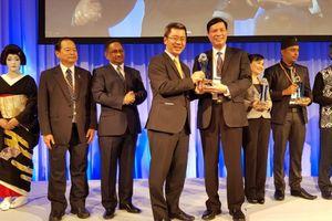 Quảng Ninh vinh dự nhận giải thưởng ASOCIO 2018 dành cho chính quyền số