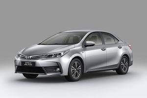 Doanh số bán hàng của Toyota Việt Nam tăng 92% trong tháng 10/2018